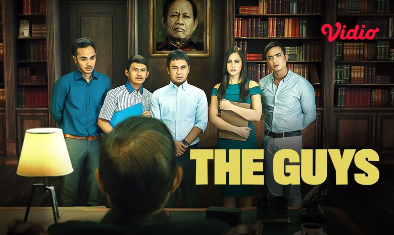 The Guys, Film Komedi Raditya Dika Bersama Pevita Pearce