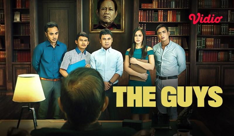 The Guys, Film Komedi Raditya Dika Bersama Pevita Pearce