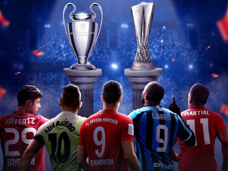 Streaming Liga Eropa, Turnamen Raksasa Sejak 1971
