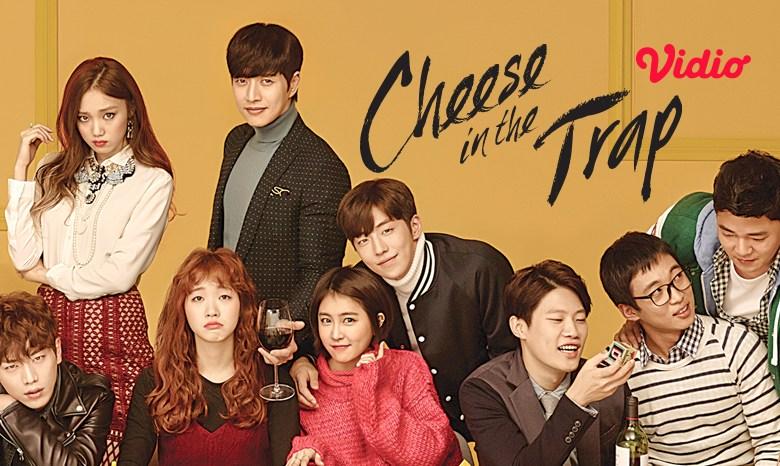 Cheese in Trap Sinopsis, Kim Go-Eun Masuk Jebakan Cinta