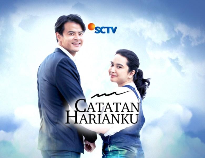 5 Episode Terbaik Catatan Harianku SCTV, Cinta Morgan Oey dengan Anggika Bolsterli