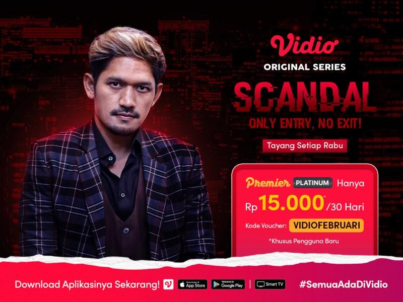 Sinopsis Scandal Original Series Episode 3, Angel Kembali Mendatangi Prince