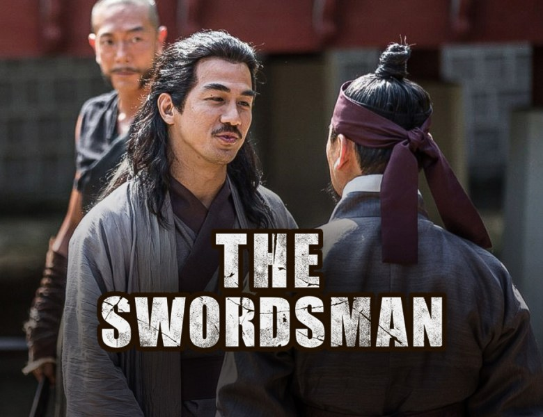 Sinopsis Film The Swordsman (2020) Joe Taslim VS Jang Hyuk, Nonton Sub Indo di Vidio