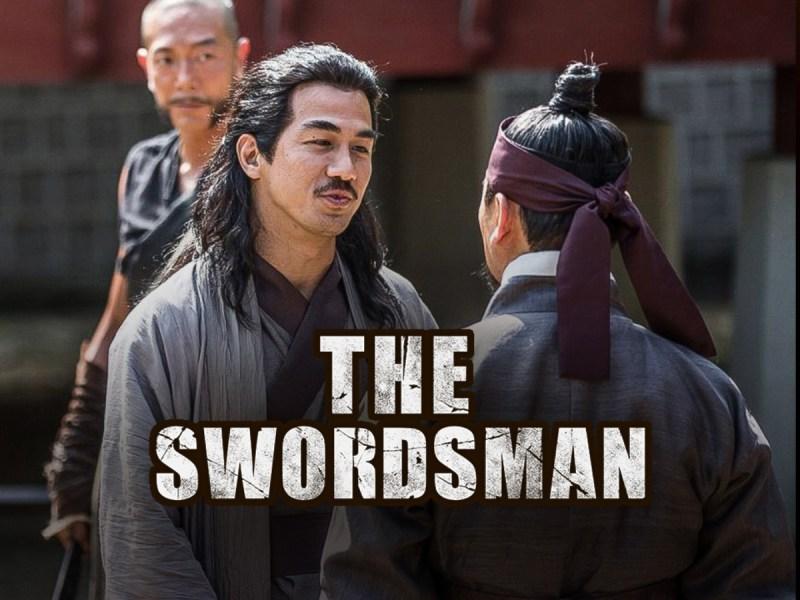 Sinopsis Film The Swordsman (2020) Joe Taslim VS Jang Hyuk, Nonton Sub Indo di Vidio