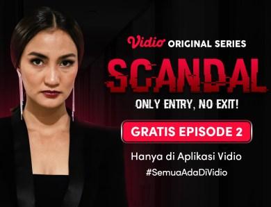 Sinopsis Scandal Original Series Episode 9, Apakah Atiqah Masih Hidup?