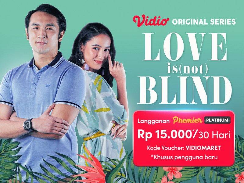 Sinopsis Love Is Not Blind Episode 12 (Episode Terakhir), Nadine Dilamar Radit?