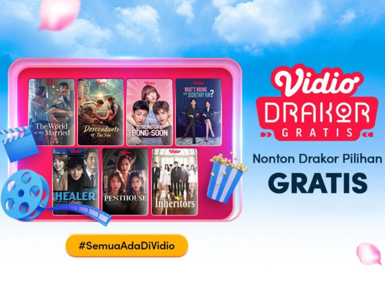 Cara Nonton Drakor Sub Indo Gratis di Android & iOS yang Legal di Vidio!