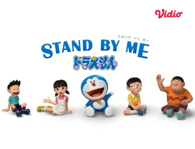 Ending Stand by Me Doraemon, Akhirnya Nobita Menikah Dengan Shizuka