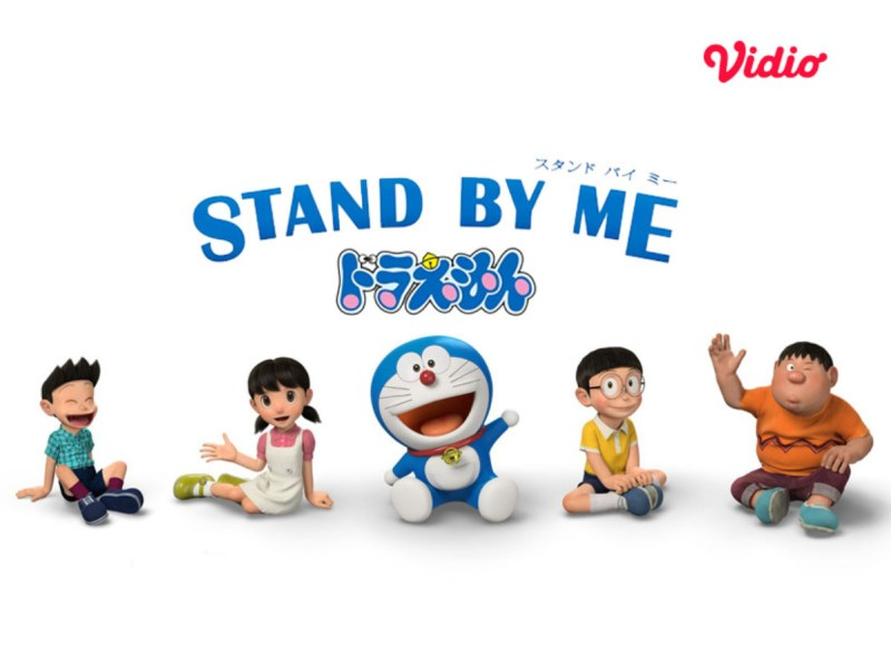 Review Stand by Me Doraemon, Nobita Harus Memiliki Tekad Kuat!