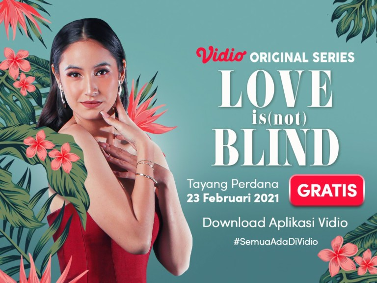 Sinopsis Love is Not Blind Original Series Episode 4, Nadine Rugi Bandar