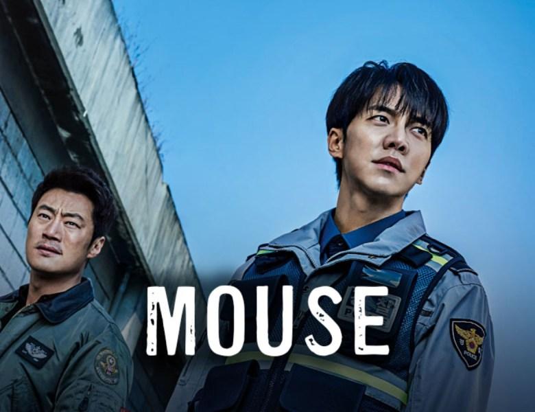 Review Drakor Mouse, Serial Thriller Terbaik Tahun 2021!
