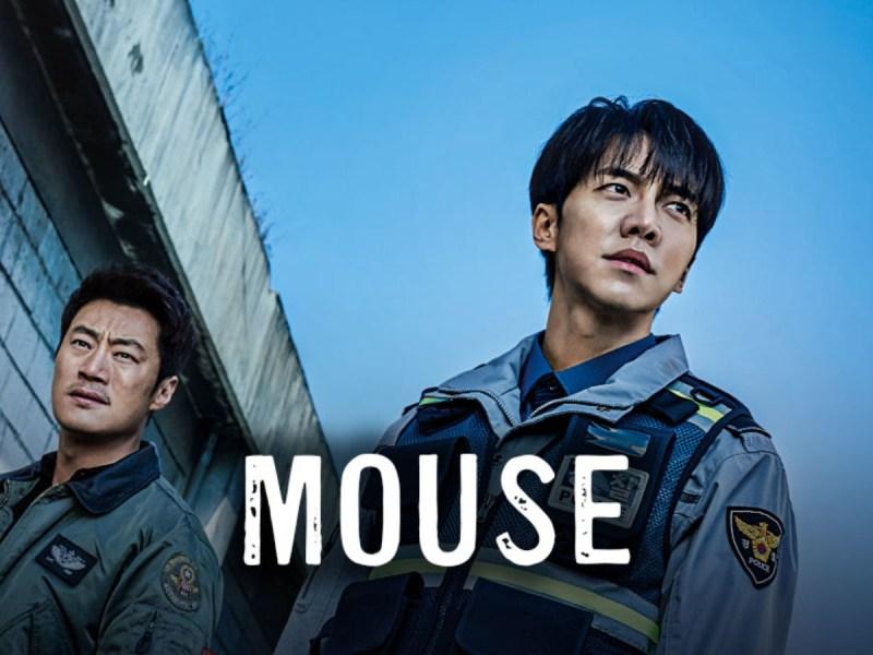 Sinopsis Drakor Terbaru 'Mouse' yang Tampilkan Lee Seung-Gi Sebagai Detektif