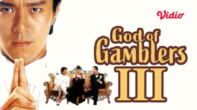 Drama MAndarin God of the Gamblers III