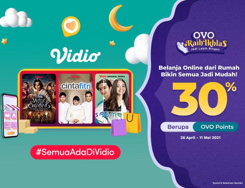 Cashback Gede-Gedan di Promo Ramadhan Bersama OVO!