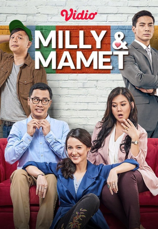milly mamet film indonesia komedi romantis