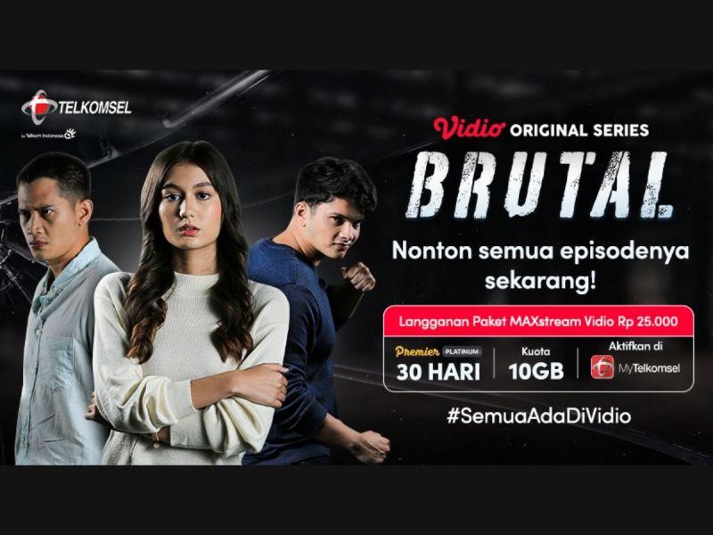 Brutal Original Series Episode Lengkap, Dendam Geng yang Tak Berujung