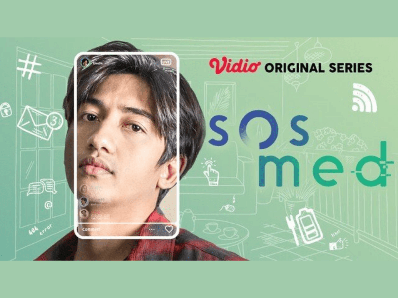 Sinopsis Sosmed Series Episode 5, Eros Ingin Jadi Selebgram Juga?