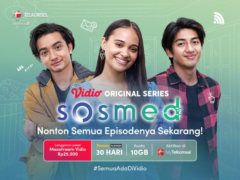 Dunia Nyata di Balik Sosial Media, Nonton Kisahnya di Sosmed Series Episode Lengkap