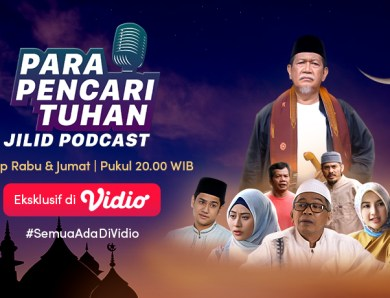 Para Pencari Tuhan Jilid Podcast, Cerita Di Balik Layar Sinetron PPT