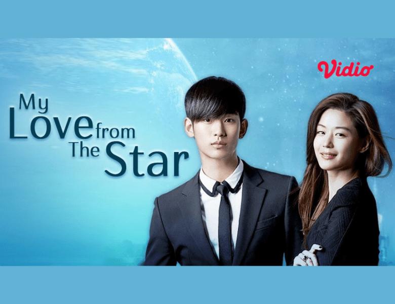 Sinopsis Drama My Love from the Star, Alien yang Jatuh Cinta Pada Manusia