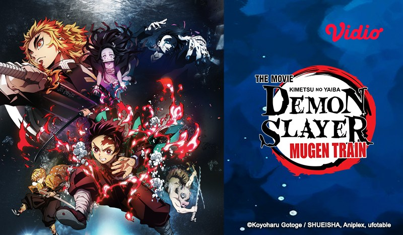 6 Karakter Utama dalam Anime Demon Slayer Kimetsu no Yaiba the Movie: Mugen Train