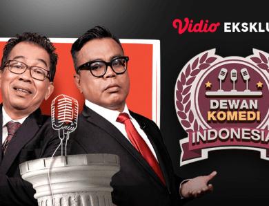 Dewan Komedi Indonesia Episode 8, Rakyat Bisa Ngadu Apa Aja!