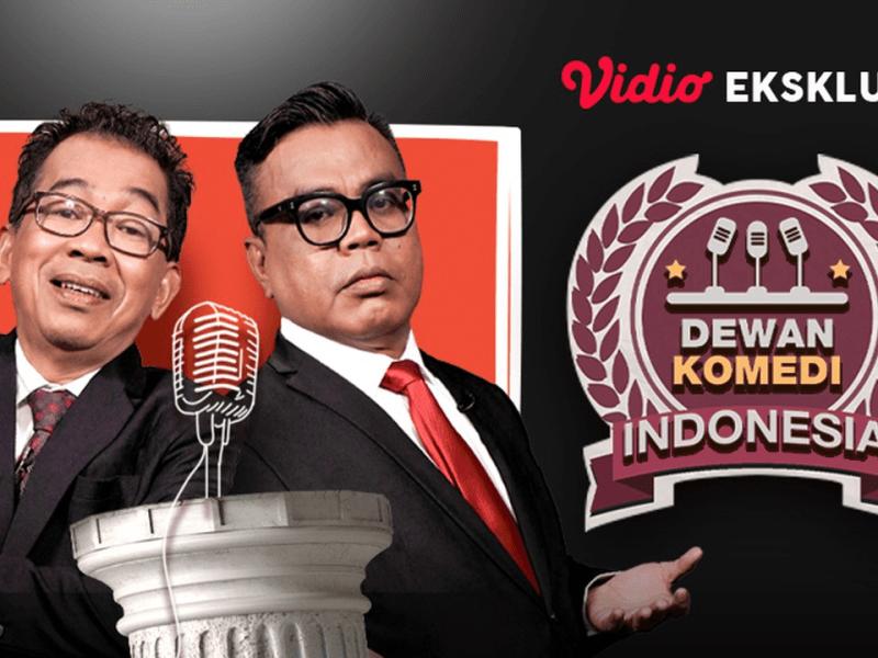 Bikin Ngakak, Begini Cara Nonton Dewan Komedi Indonesia Gratis!