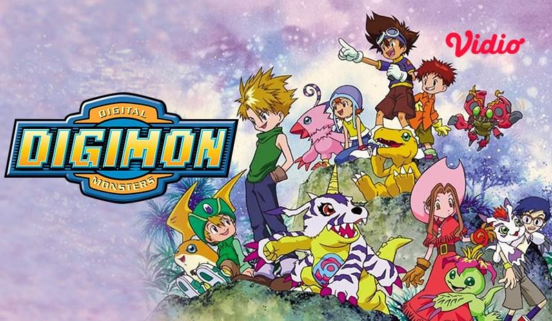 Digimon Adventure Akan Rilis Film dan Seri Anime Baru