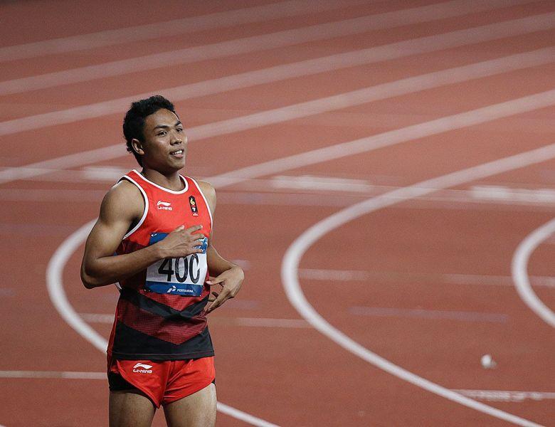 Sempat Cedera, Lalu Muhammad Zohri Siap Tampil Maksimal di Olimpiade Tokyo 2020
