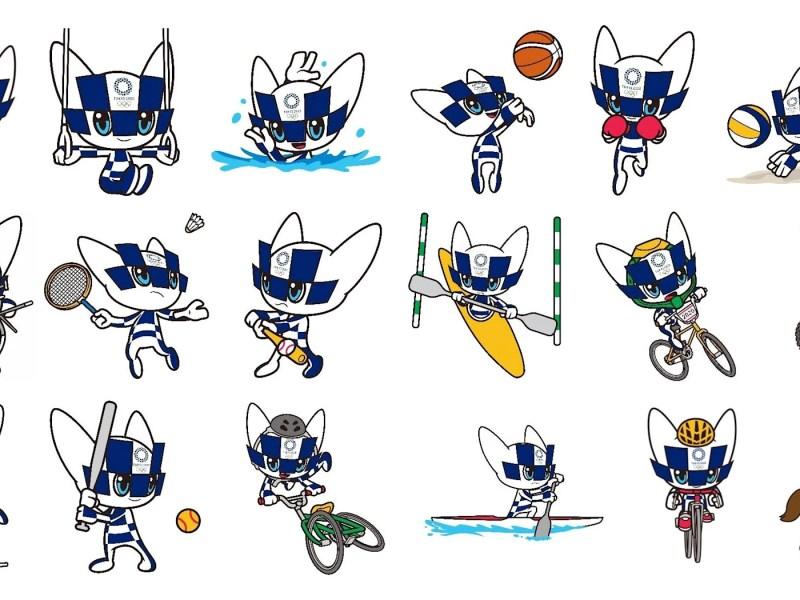 Miraitowa Si Maskot Olimpiade Tokyo 2020 yang Penuh Makna