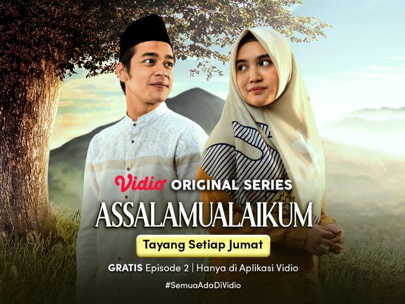 Review Original Series Assalamualaikum, Dibintangi Oleh Rachel Amanda