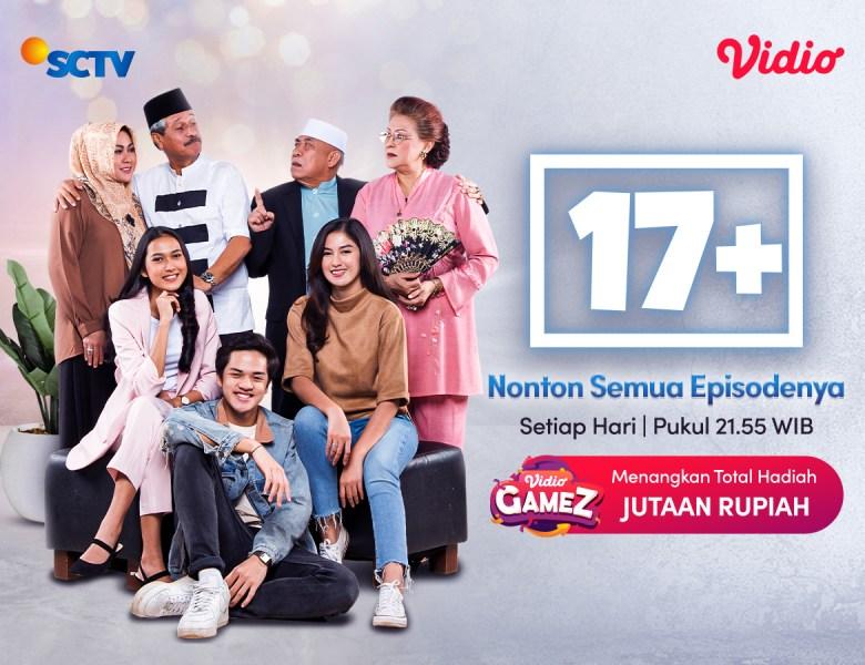 Nonton Sinetron SCTV 17+ Terbaru, Cerita Ringan Nan Menghibur di Masa PPKM