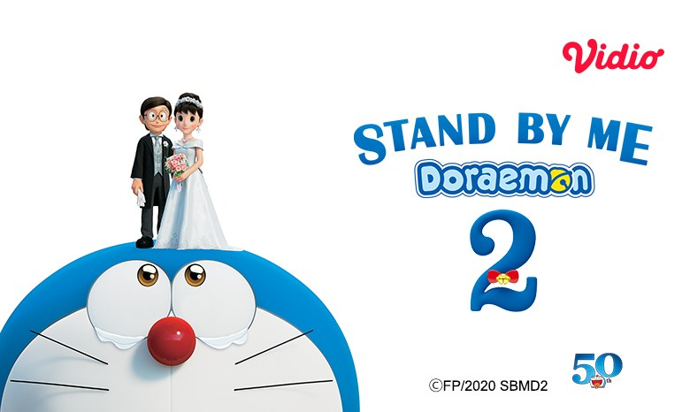 Detik-detik Nobita Menghilang Disaat Pernikahannya Dengan Shizuka