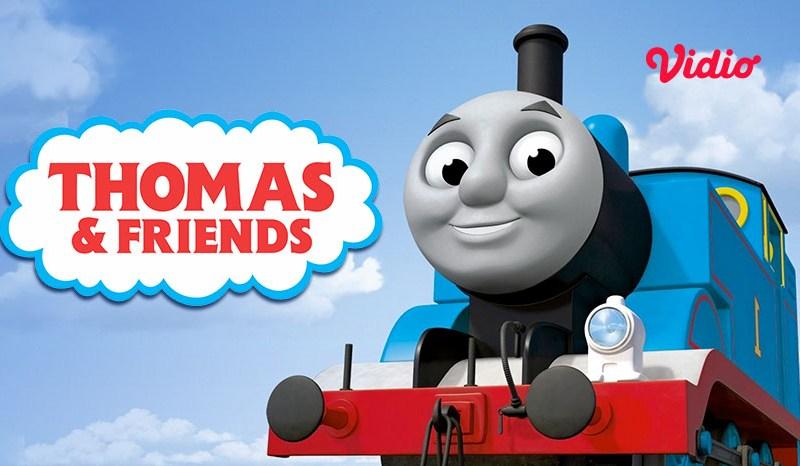 Fakta Menarik Thomas & Friends, Kartun yang Tayang Sejak 1984