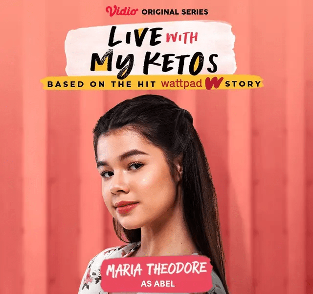 Kenalan Dengan Maria Theodore Pemain Live with My Ketos, Yuk!