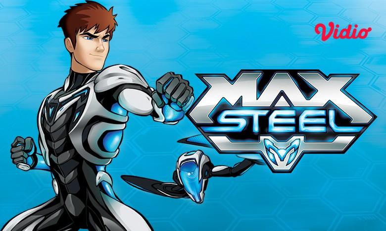 Sinopsis Max Steel Turbo Charged, Max Terjebak dalam Cubus Misterius!