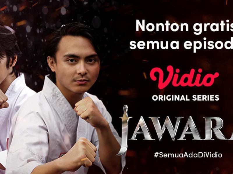 5 Alasan Nonton Jawara, Serial Laga Vidio Original Series