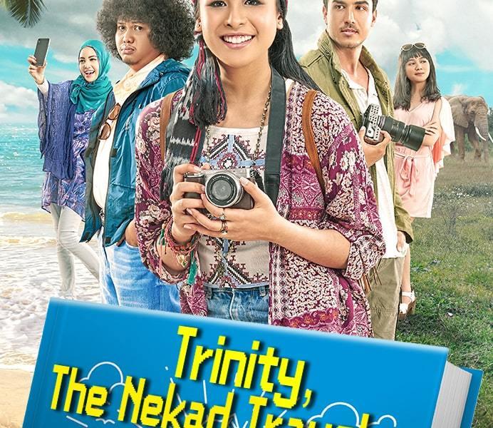 Selain Maudy, Ini Dia Pemeran Film The Naked Traveler