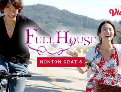 Cara Nonton Ulang Drama Korea Full House di Vidio!