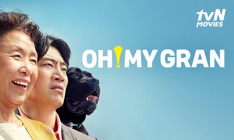 Sinopsis Film Korea Oh! My Gran, Menangkap Pelaku Tabrak Lari