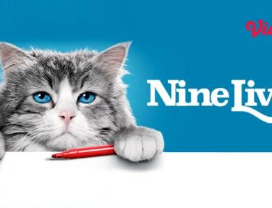 Review Film Nine Lives, Film Komedi Pria Sukses yang menjadi Kucing