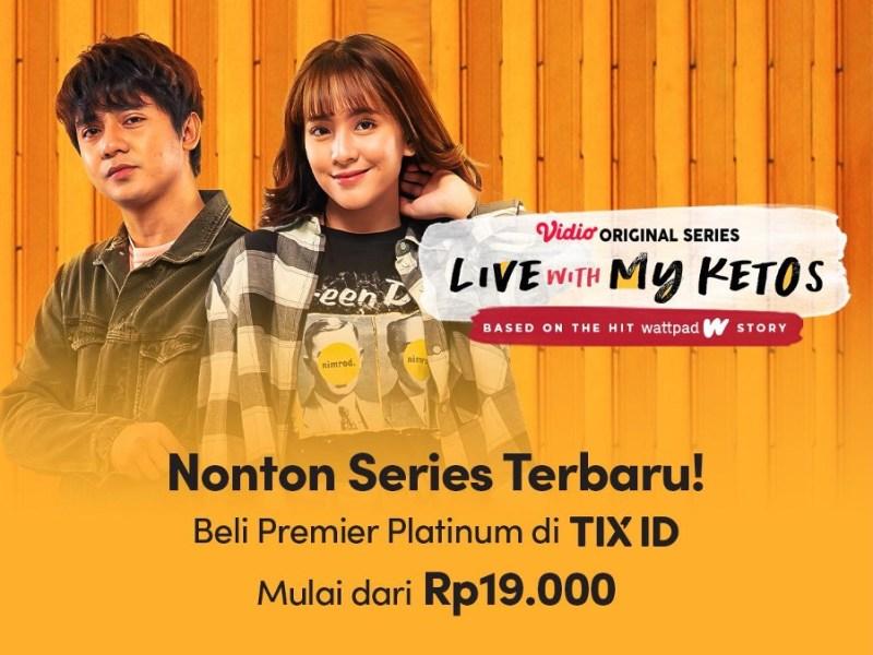 Promo Premier Platinum di TIX ID Cuma Rp 19.000-an!