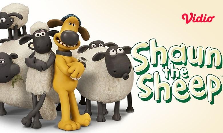 Nonton Shaun the Sheep di Vidio, Aksi Jenaka Shaun dan Kawan-Kawan
