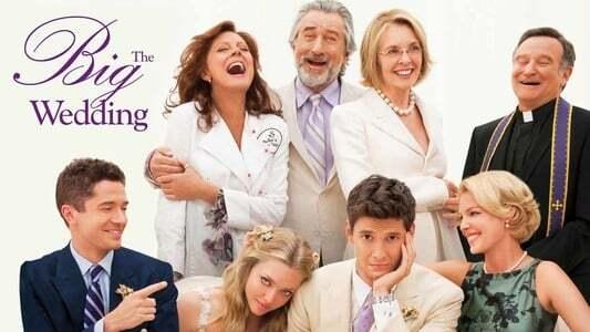 Sinopsis Film The Big Wedding, Kisah Kericuhan Pernikahan Ben Barnes yang tayang di Vidio
