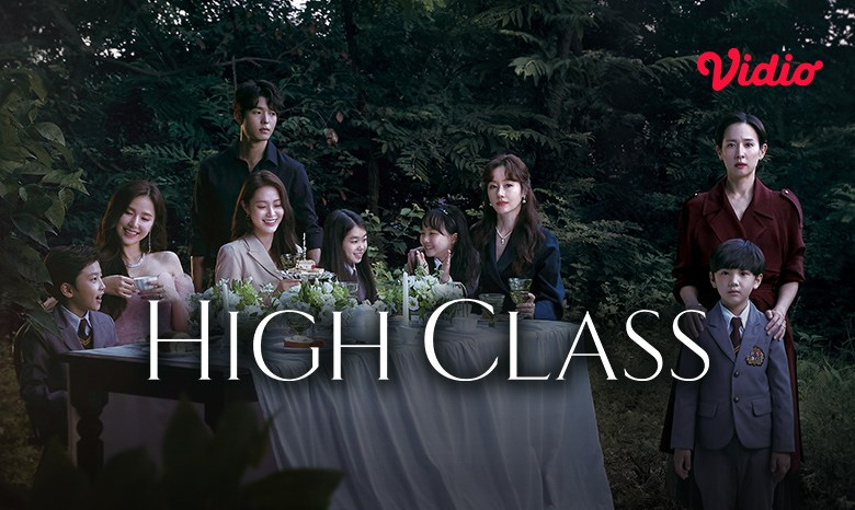 Intip Para Pemain Drama Korea High Class yang Baru Tayang di Vidio