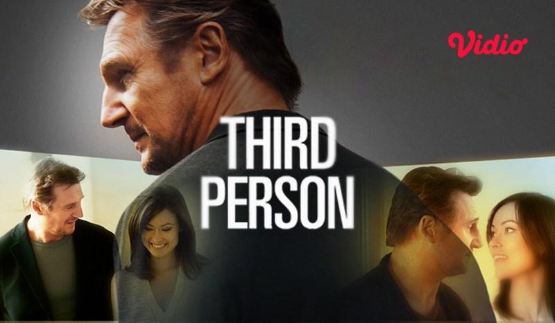 Sinopsis Film Third Person yang tayang di Vidio: Tiga Kisah Cinta yang Saling Terkait