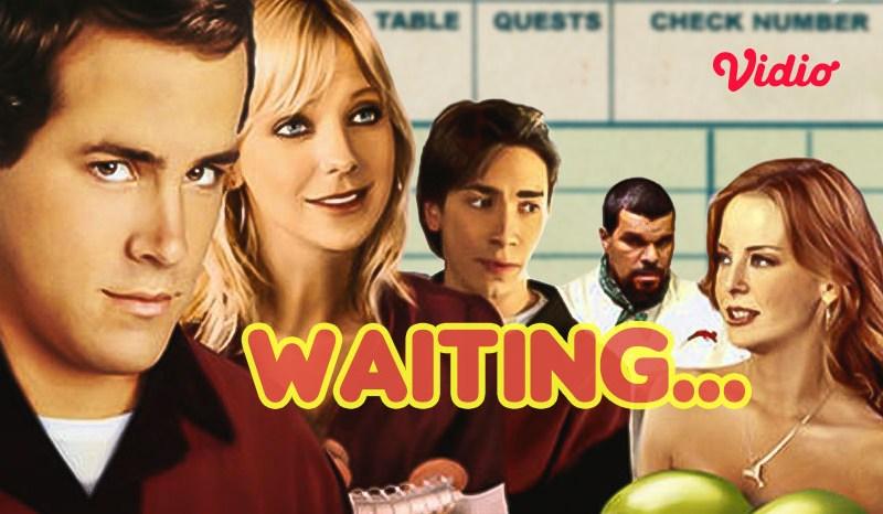 Fakta Ryan Reynolds, Pemeran Monty di Film Waiting yang tayang di Vidio