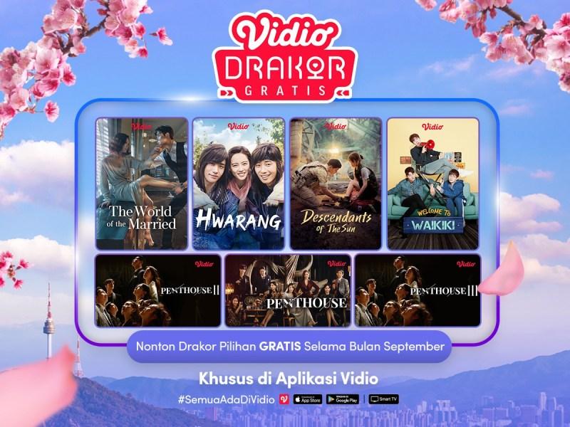 Drama Korea Pilihan Terbaik Bulan September, Nonton Gratis di Vidio, Ada Welcome To Wakiki