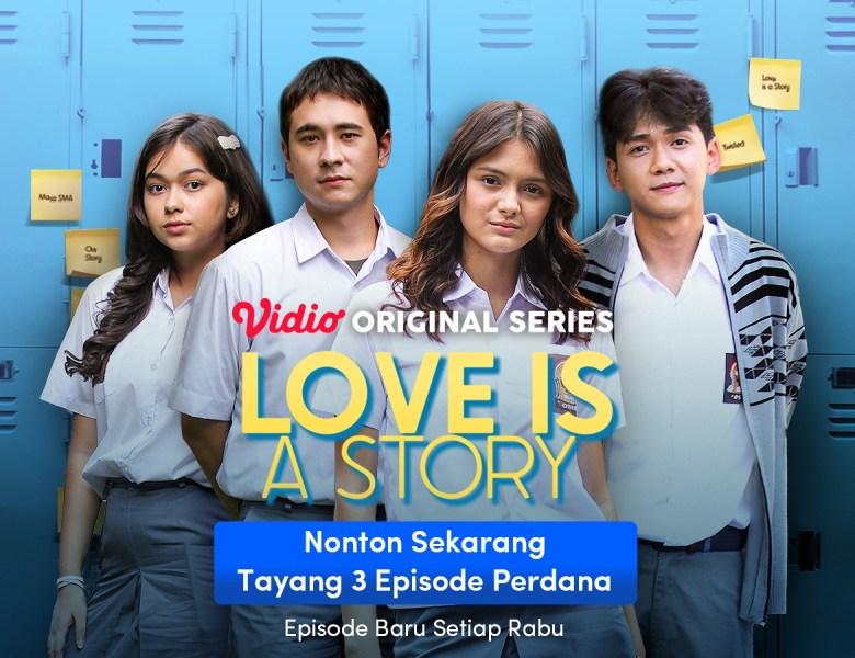 Nonton Gratis Love Is A Story, Kisah Tiga Jiwa Yang Tertukar