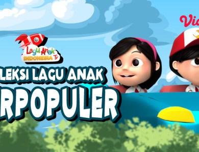 Cara Nonton Lagu Anak Indonesia di Aplikasi dan Website Vidio